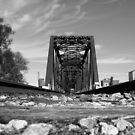 Old Train Bridge by steini