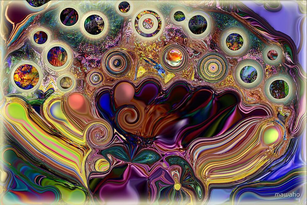 Magic Mushroom by mawaho