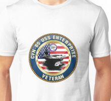 CVN-65 USS Enterprise  Unisex T-Shirt