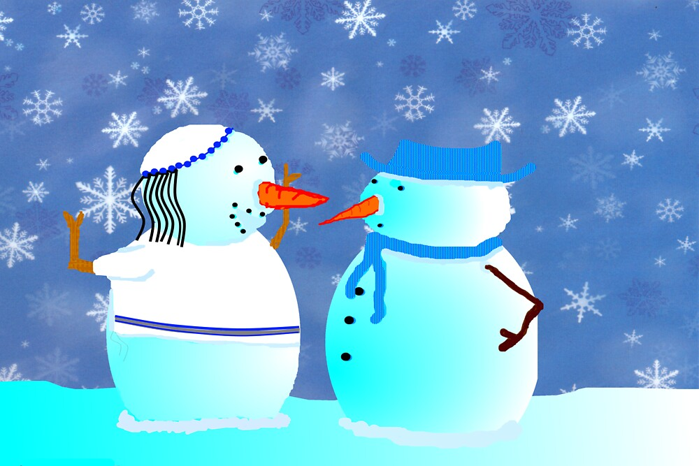 Multicultural Christmas by EddyG