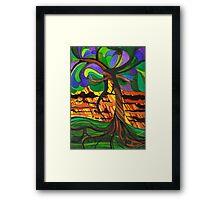 Tree Spirit 2 Framed Print