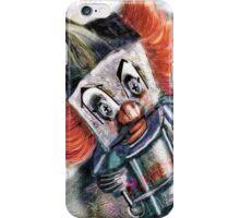 RoBo Clown iPhone Case/Skin
