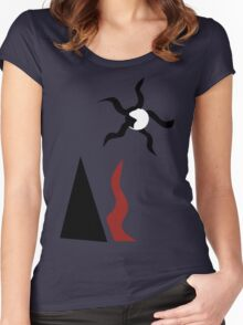 Miro Elements 5 Women's Fitted Scoop T-Shirt
