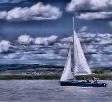 Sail away by Kurt  Tutschek
