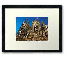 The Dom Framed Print