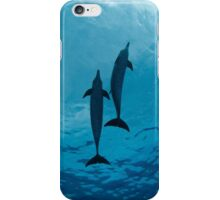 iDolphin - Atlantic Spotted Dolphin - Galaxy & iPhone case © 2013  Jakob Ziegler iPhone Case/Skin