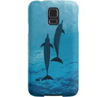 iDolphin - Atlantic Spotted Dolphin - Galaxy & iPhone case © 2013  Jakob Ziegler Samsung Galaxy Case/Skin