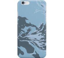 Minimalist Korra from Legend of Korra iPhone Case/Skin
