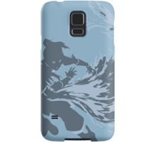 Minimalist Korra from Legend of Korra Samsung Galaxy Case/Skin