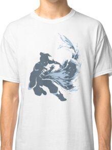 Minimalist Korra from Legend of Korra Classic T-Shirt
