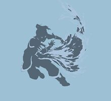 Minimalist Korra from Legend of Korra Unisex T-Shirt