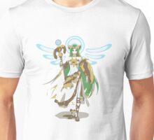 Minimalist Palutena from Super Smash Bros. 4 Unisex T-Shirt