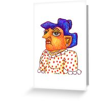 Mom - Betty Greeting Card