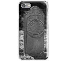 Gravestone iPhone Case/Skin