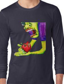 Adams Apple Long Sleeve T-Shirt