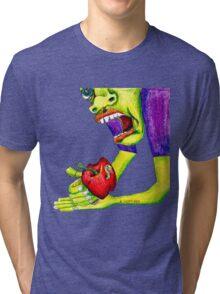 Adams Apple Tri-blend T-Shirt