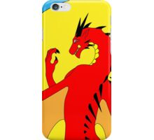 Annoth the Warrior Dragon iPhone Case/Skin