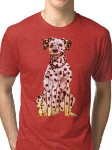 Dalmatian Tri-blend T-Shirt