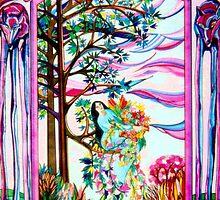 Wolf Clan Spirits by Jamie Winter-Schira
