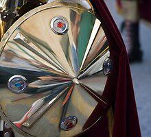 The shield by Christian  Zammit