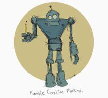 Humble Creative Machine by hella79