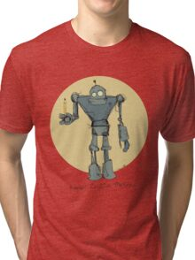 Humble Creative Machine Tri-blend T-Shirt