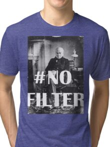 John Quincy Adams Woke Up Like This Tri-blend T-Shirt