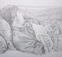 """Golden Slumbers"" by Alice McMahon"