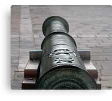 The canon Metal Print