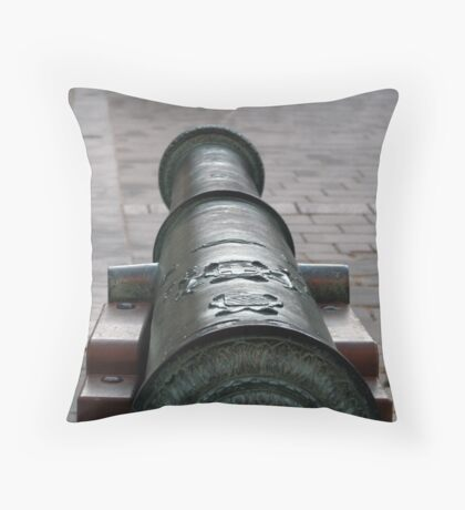 The canon Throw Pillow