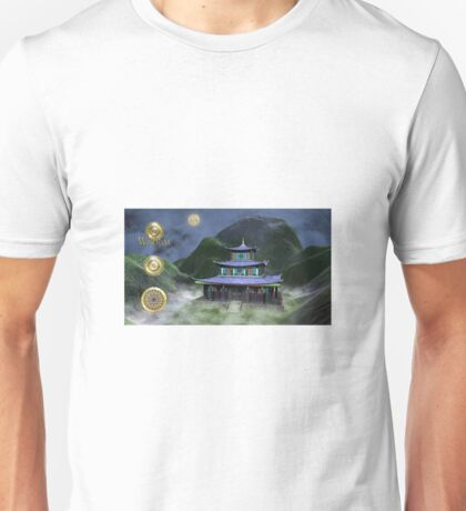 Temple Of Wisdom T-Shirt