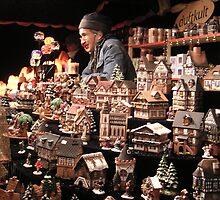 Christmas Shopkeeper by gothgirl