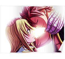 Natsu & Lucy Poster