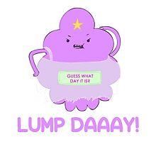 LUMP DAAAY! by Lauren Carr