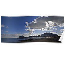 Eastbourne Pier - UK Poster