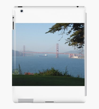 SAN FRANCISCO BRIDGE SITE iPad Case/Skin
