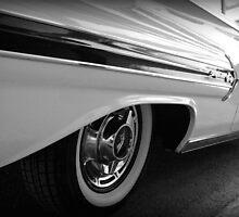 1960 Chevrolet Impala by Rachel Valley