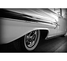 1960 Chevrolet Impala Photographic Print