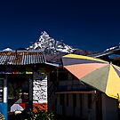 Himalayan Village by morealtitude