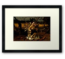 By Day Framed Print