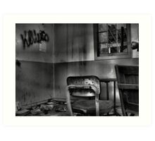 ~Kellies Room~ Art Print