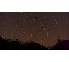 Annapurna Starlight Photographic Print
