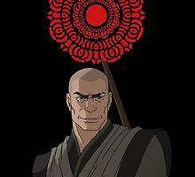 The Legend of Korra Zaheer Red Lotus by AvatarSkyBison
