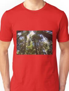 THE REDWOODS VIEW Unisex T-Shirt