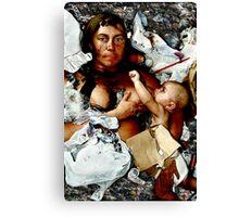 gross Canvas Print