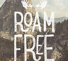 ROAM FREE by cabinsupplyco