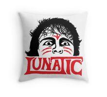"""The Lunatic"" Wrestling Design Throw Pillow"