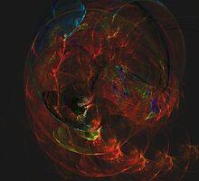 Progression of the Dragon | Fractal Starscape by SirDouglasFresh