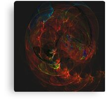 Progression of the Dragon | Fractal Starscape Canvas Print