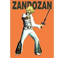 Zandozan Lives Photographic Print